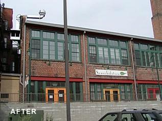 CASTANEA BUILDING - Asheville, NC