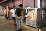 BILL BROWN GLASS STUDIO - Penland School of Crafts - Penland, NC