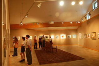 HOLDEN VISUAL ARTS CENTER - Warren Wilson College - Swannanoa, NC