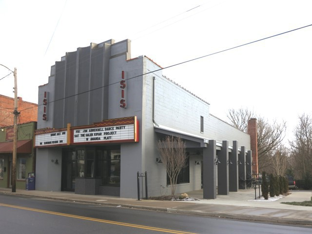 Isis Music Hall & Restaurant