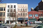 BROWN/GUDGER BUILDING - Asheville, NC