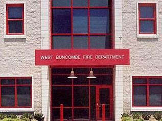 WEST BUNCOMBE VOLUNTEER FIRE DEPARTMENT - Asheville, NC