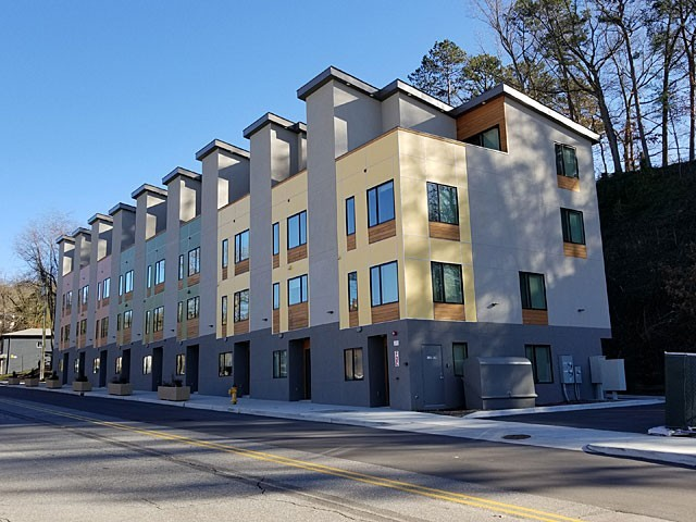Southslope Townhouses (Phase I)