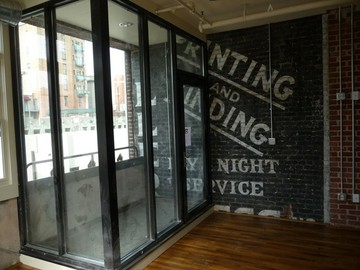 Rankin Press Lofts Glazer Architecture