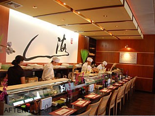 Umi sushi hendersonville nc glazer architecture for Asaka authentic japanese cuisine asheville nc